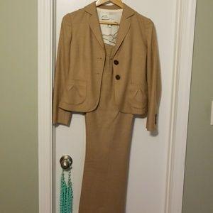 2 piece wool suit - size petite 0